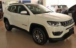 Jeep Compass Limited 2020 Entrada:R$6.282,99