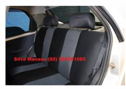 Capa para bancos de carro tecido grosso e bem resistente Fiat Gm vw jogo completo