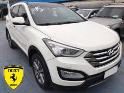 Hyundai santa fÉ 2015 3.3 mpfi 4x4 7 lugares v6 270cv gasolina 4p automÁtico