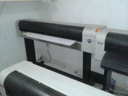 Impressora plotter Mutoh Rj900