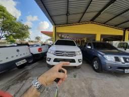 Toyota Hilux 2016 SRV 3.0 4X4 CD DIESEL MUITO NOVA - 2016