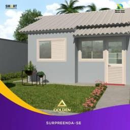 Com Apenas R$1000 De entrada Garanta sua casa Própria