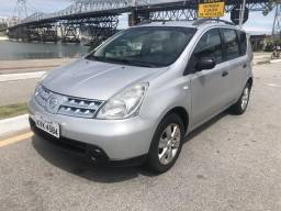 Nissan livina s 1.6 Gnv injetado - 2011