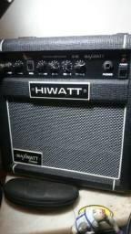 Caixa Hiwatt G15 ( inglesa) Aceito troca