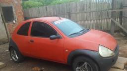 Ford ka 2003 vendo ou troco - 2003