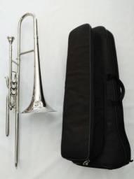 Trombone Curto Weril em DÓ