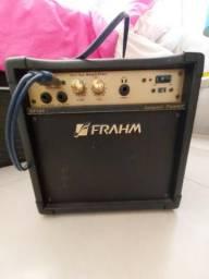 Caixa Amplificada 40w Multiuso Mf140 - Frahm