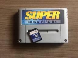 Everdrive para Super Nintendo