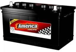 Título do anúncio: Promoção bateria America 90ah 15 Meses de garantia 12x sem juros HR hilux l200