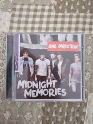 CD Midnight Memories do One Direction 1D