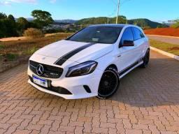 Mercedes-Benz A200 2016 - Kit AMG - Exclusividade - Km baixa