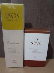 Promoção EKOS e olio sevé