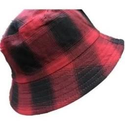 Chapéu Bucket Hat Estampado Original Novo - Estilo Pescador