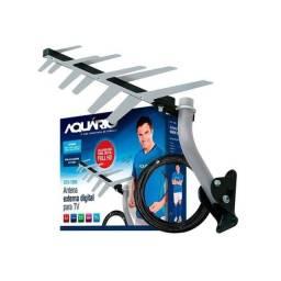 Antena digital aquário 1500 HDTV novas