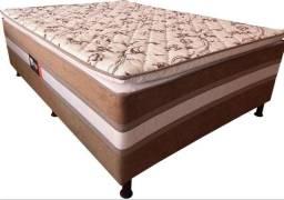 Promoção!!! Cama Box Acoplada c/ Pillow 569,00