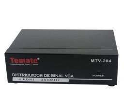 Título do anúncio: Distribuidor de sinal Vga 1x4- Tomate mtv-204