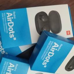"""REDMI Air Dots """"S"""" Xiaomi // Novo lacrado com garantia e entrega imediata"""