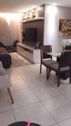 Apartamento com 03 quartos sendo 01 suite - Residencial Home Amazônia
