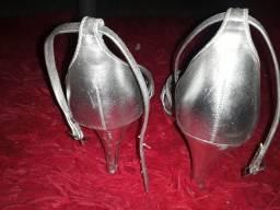 Sapato  já usado