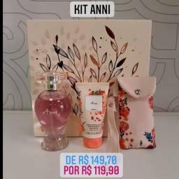 Kit Presente Natal Boticollection Anni