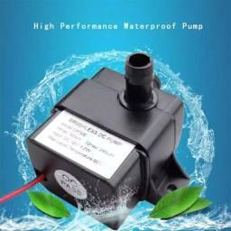 Mini Bomba d'água 12v-240lh 4,2w/ Motor Brushlless sem escova