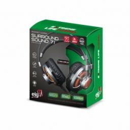 Headset Gamer 7.1 Surround Channel c/ Microfone - HGSS71<br><br>