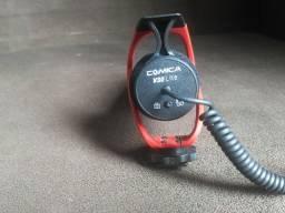 Microfone Comica cvm-v30 lite
