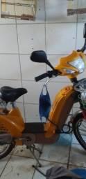 Bicicleta elétrica souza baike