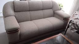 Jogo de sofá de 3 e 2 lugares