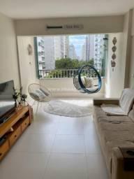 Apartamento à venda com 2 dormitórios em Pitangueiras, Guarujá cod:78795