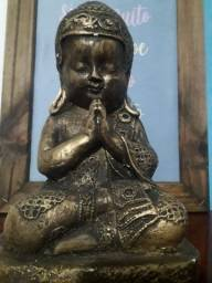 Título do anúncio: Lindo Buda Tibetano Cura do Lar