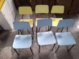 Cadeiras escolar para criança!