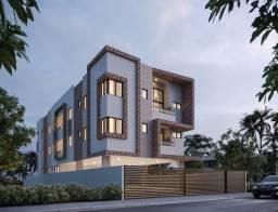 Apartamento à venda com 1 dormitórios em Cidade universitária, João pessoa cod:008179