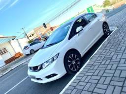 Título do anúncio: Honda Civic LXR 2016 Apenas 55 mil km