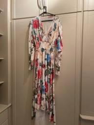Título do anúncio: Vestido de festa floral