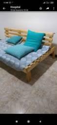 Sofá de Palete (apenas a estrutura)