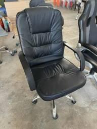 Cadeira Escritório Slim Boss