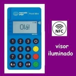 maquininha Point Mini Mercado Pago modelo novo com NFC