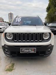 Jeep renegade 2016 único dono