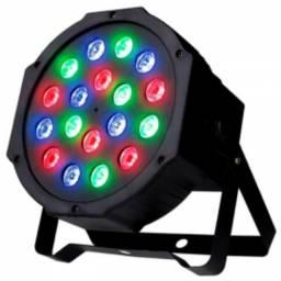 Canhão de luz LED