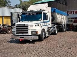 Scania 113 + Caçamba