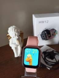 Smartwatch relogio inteligente HW12