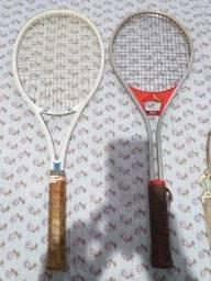 2 Raquetes de ténis