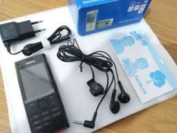 Nokia X2-00 red Desbloqueado - Original ( Excelente p Idoso )  chama alto