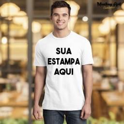Título do anúncio: Camisa Personalizada