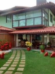 Casa alto padrão, 3 suítes, 150 metros da praia de Vilas do Atlântico.