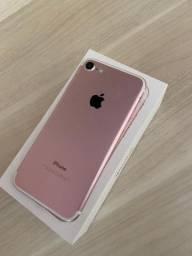 Vendo Iphone 7 - 128g -rose - usado
