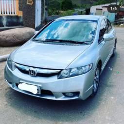 Honda civic lxl automático flex 2011 (carro extra)