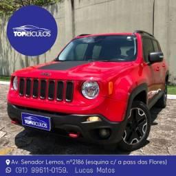 Título do anúncio: Jeep Renegade Trailhawk 4x4 Diesel