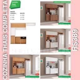 Armário de cozinha Thais / armario